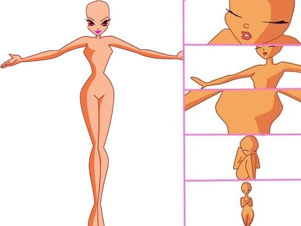 Winx супер секси